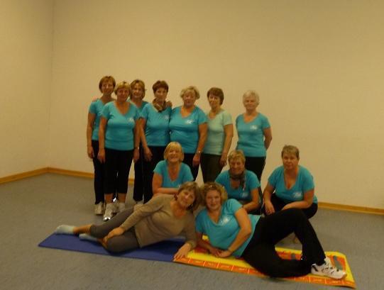 Gymnastik für Ältere (Miittwochs)