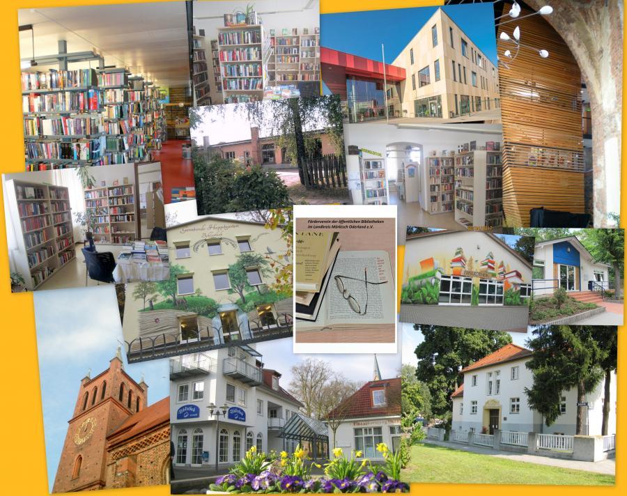 Bibliotheken in Märkisch-Oderland