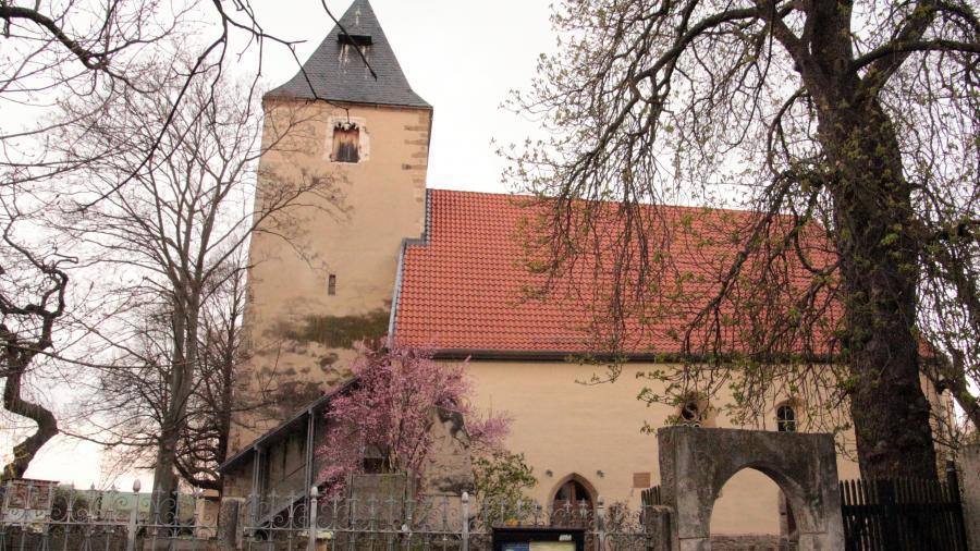 "Kirche ""St. Vitus"", Großballhausen"