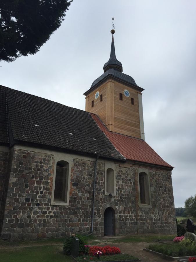 Dorfkirche Rüdnitz September 2016