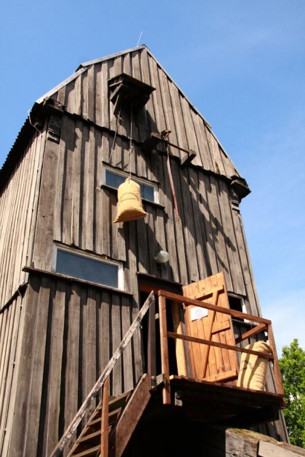 Bockwindmühle Bamme