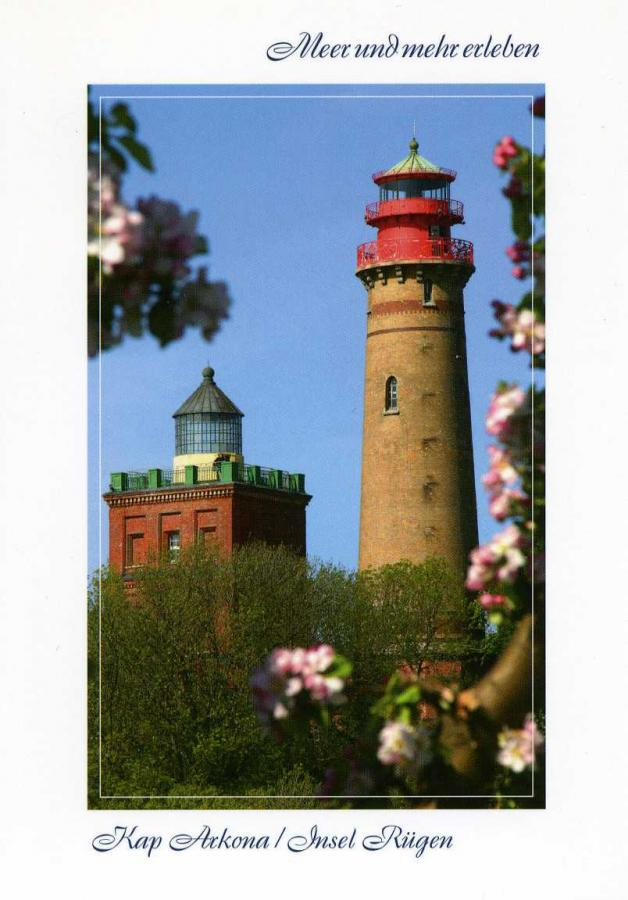 Meer und mehr erleben Kap Arkona Insel Rügen