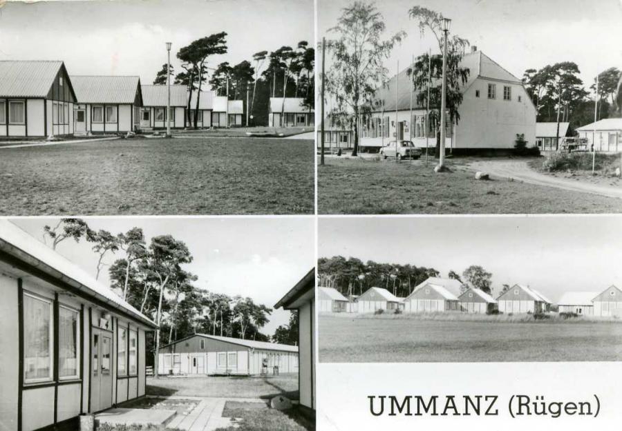 Ummanz Kinderferienlager 1979
