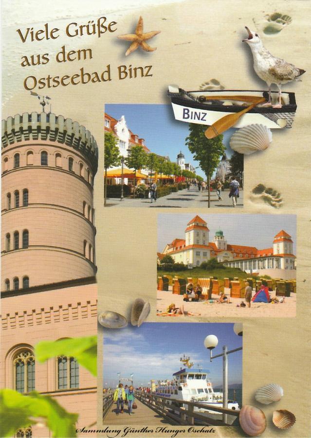 Ostseebad Binz/Insel Rügen