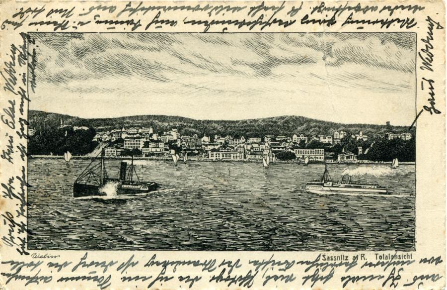 7 Sassnitz 1928