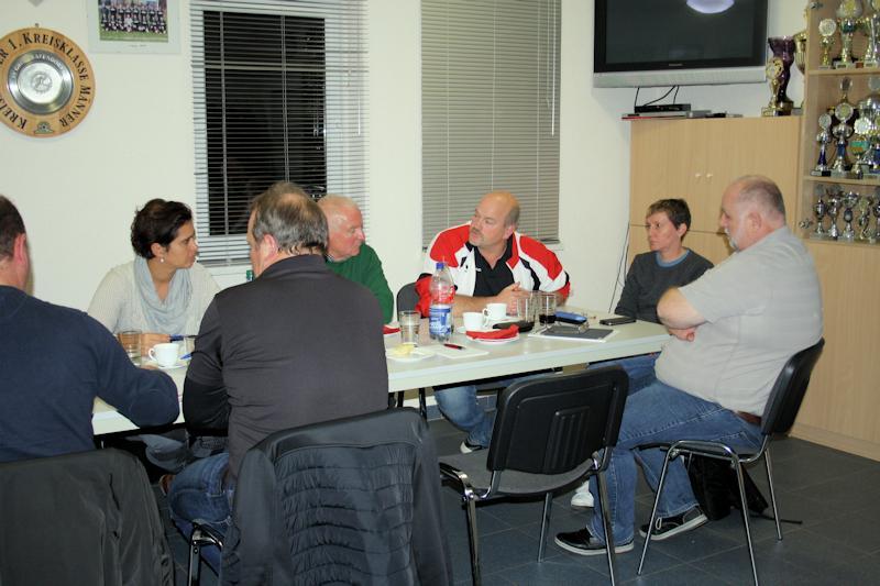 Vereinsdialog SV Großgräfendorf