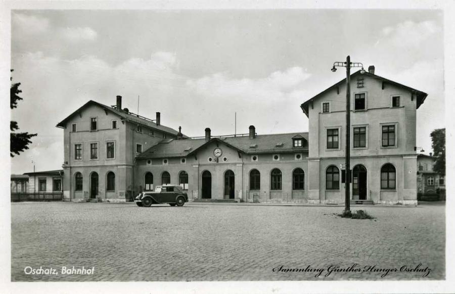Oschatz Bahnhof