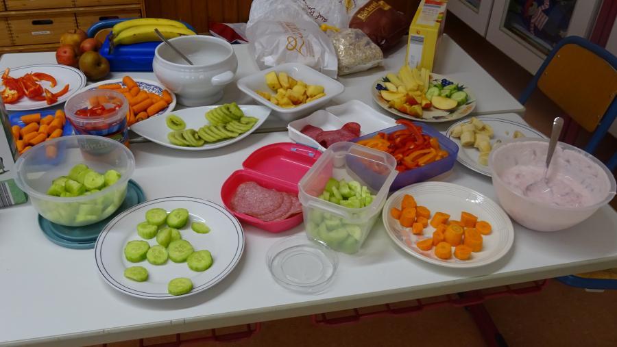 Klassenfrühstück 1