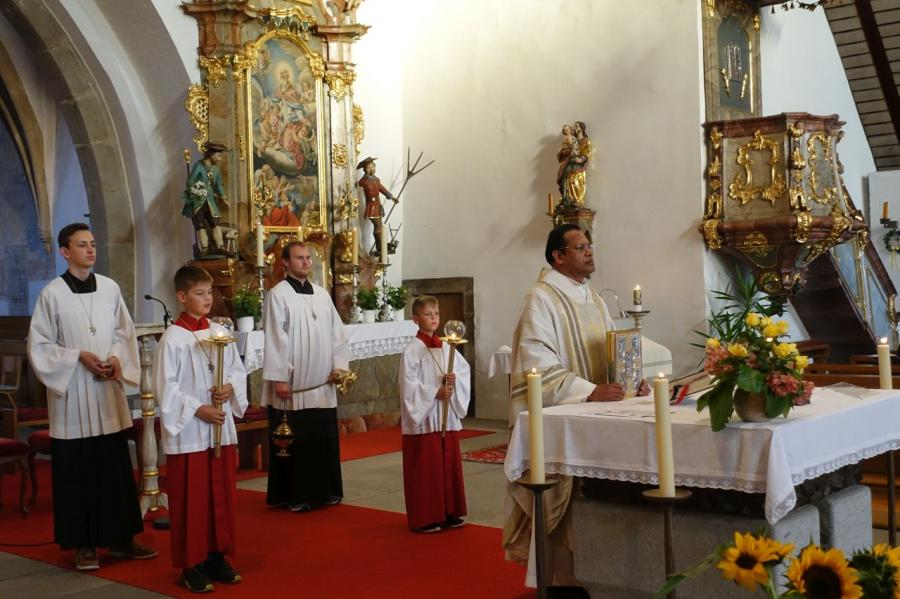 60. Geburtstag Pater Rockose Miltach 1