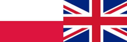 Fahne Polen_England
