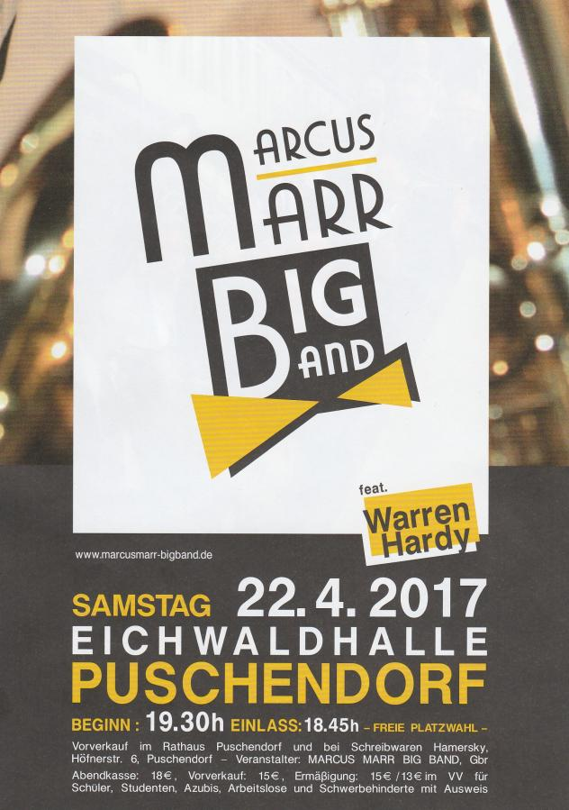 Marcus Marr Big Band