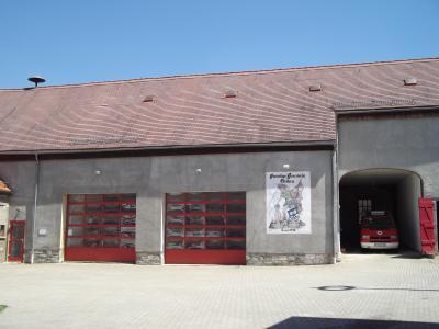 Gerätehaus OFW Gröben
