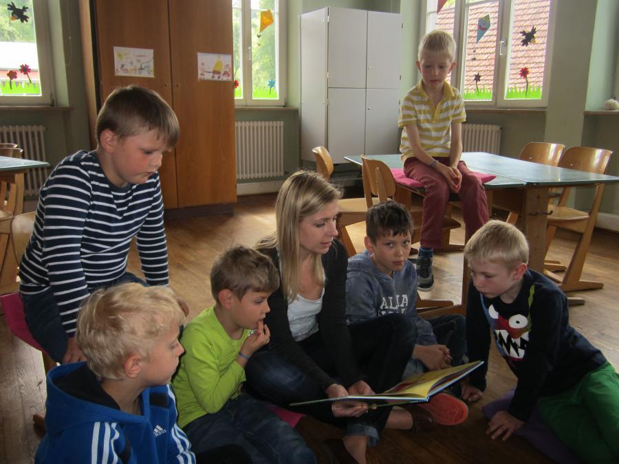 Leseportal Grundschule