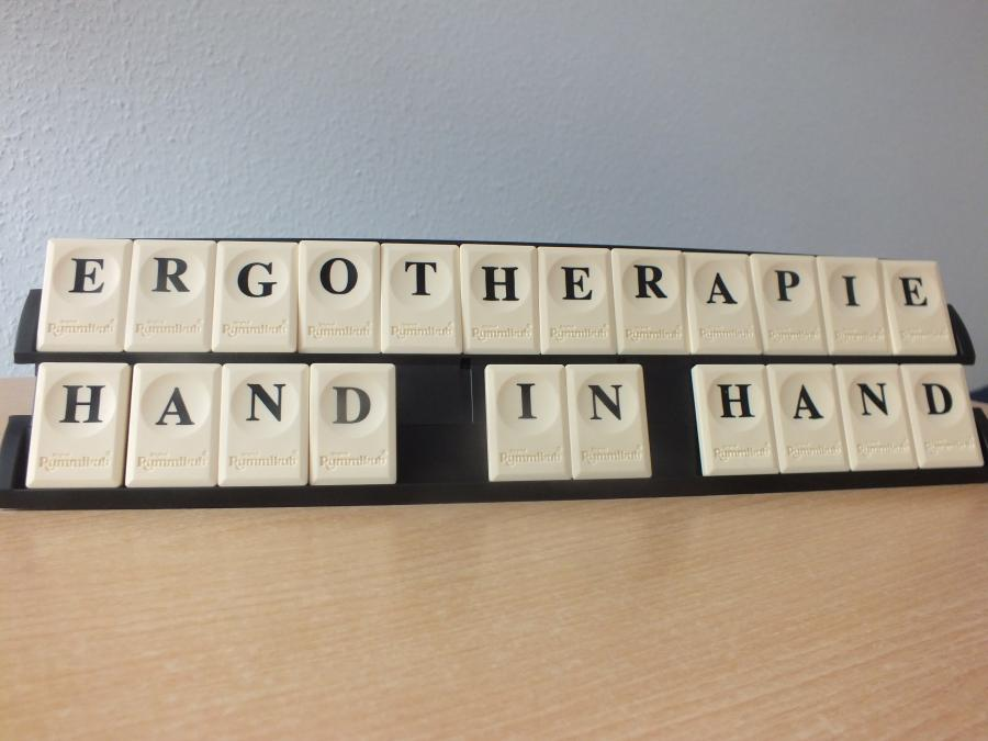 Ergotherapie Hand in Hand