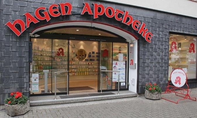 Hagen Apotheke Jens Tschäpe