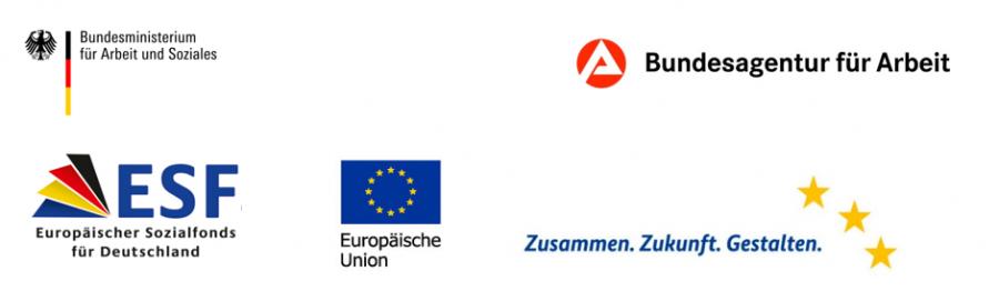 Logos ESF
