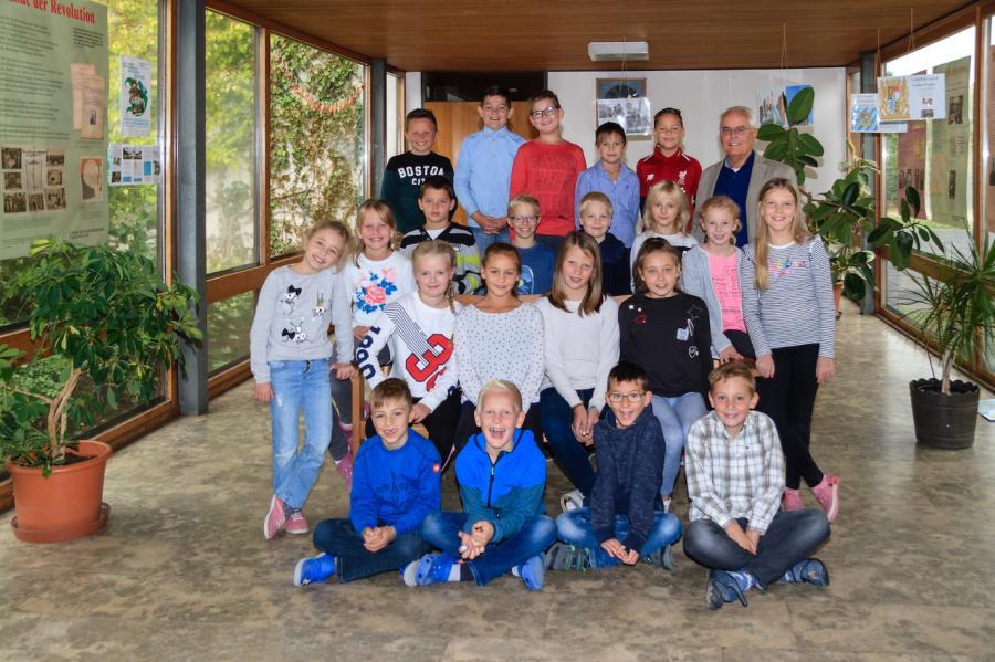 3/4. Klasse - Schuljahr 2018/19