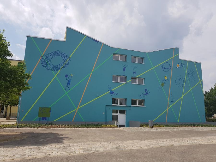 Nord-Fassade