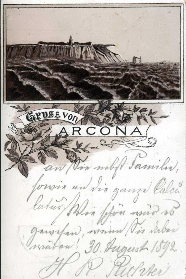 Gruss von Arcona