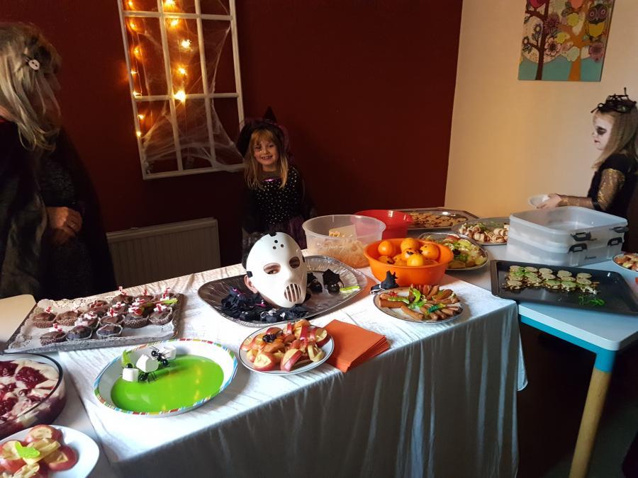Halloween in der IKTB
