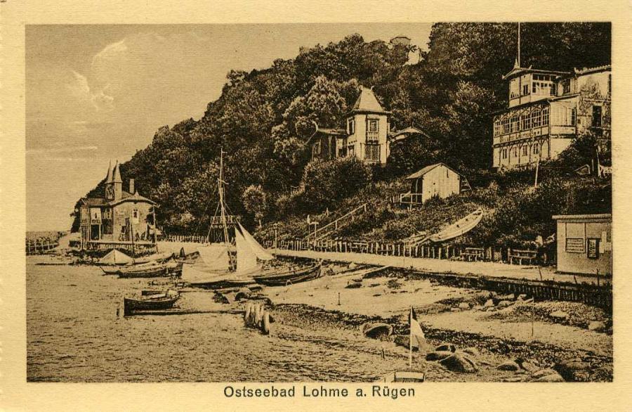 Ostseebad Lohme a. Rügen