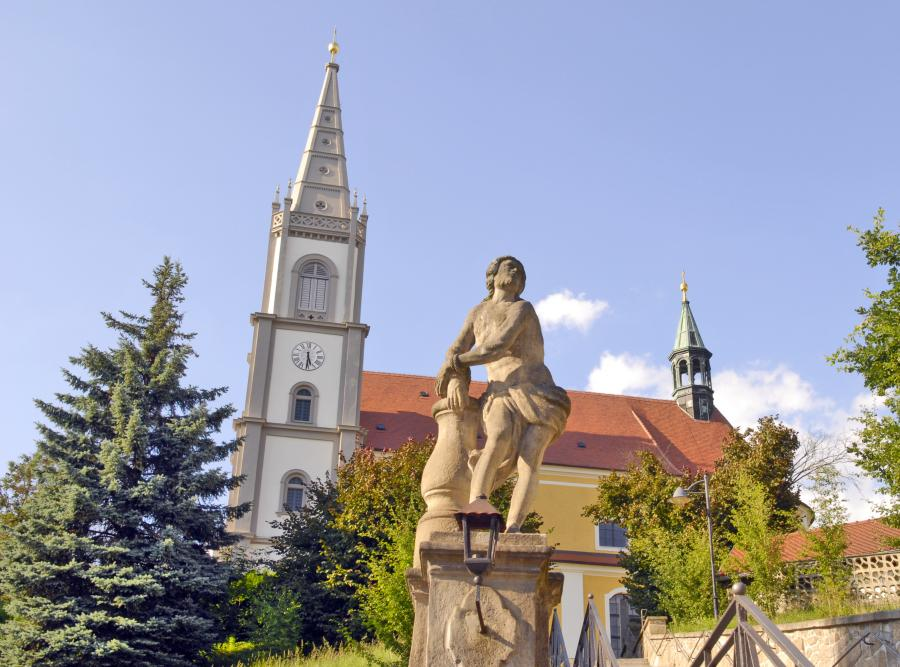 Kirche Schigriswalde