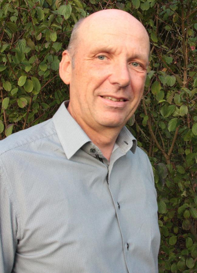 Bürgermeister Marco Lüth