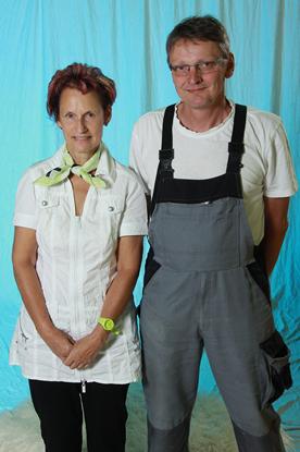 Frau Eisold & Herr Pietsch