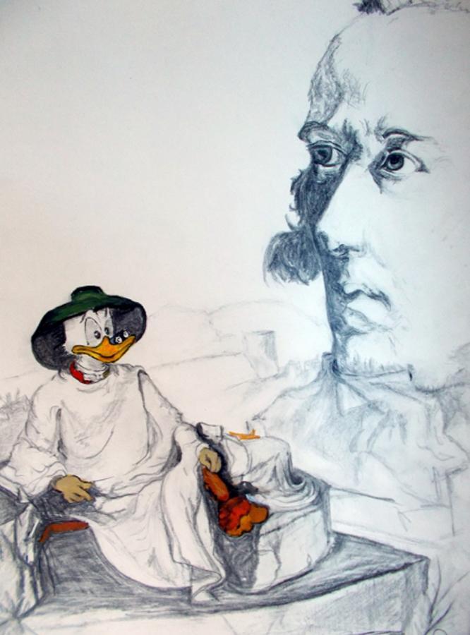 Goethe-Duck