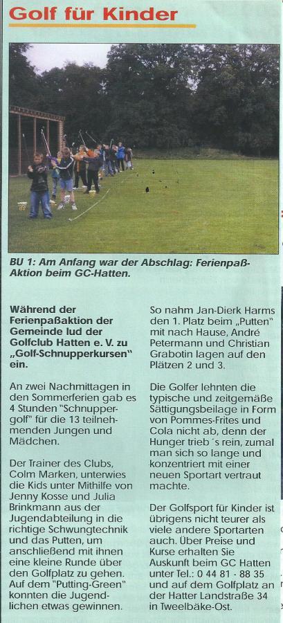 Forum Hatten Juli 1998