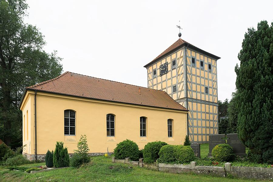 Dorfkirche Prenden_Foto: Weigelt