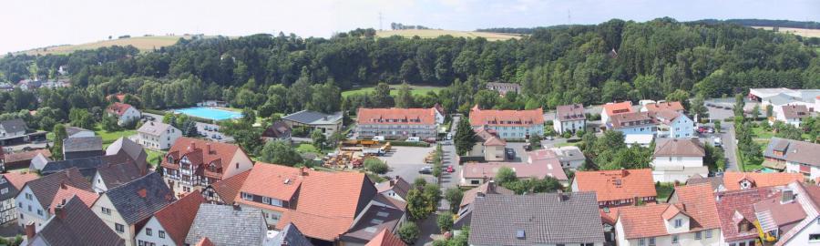 Panorama Neukirchen