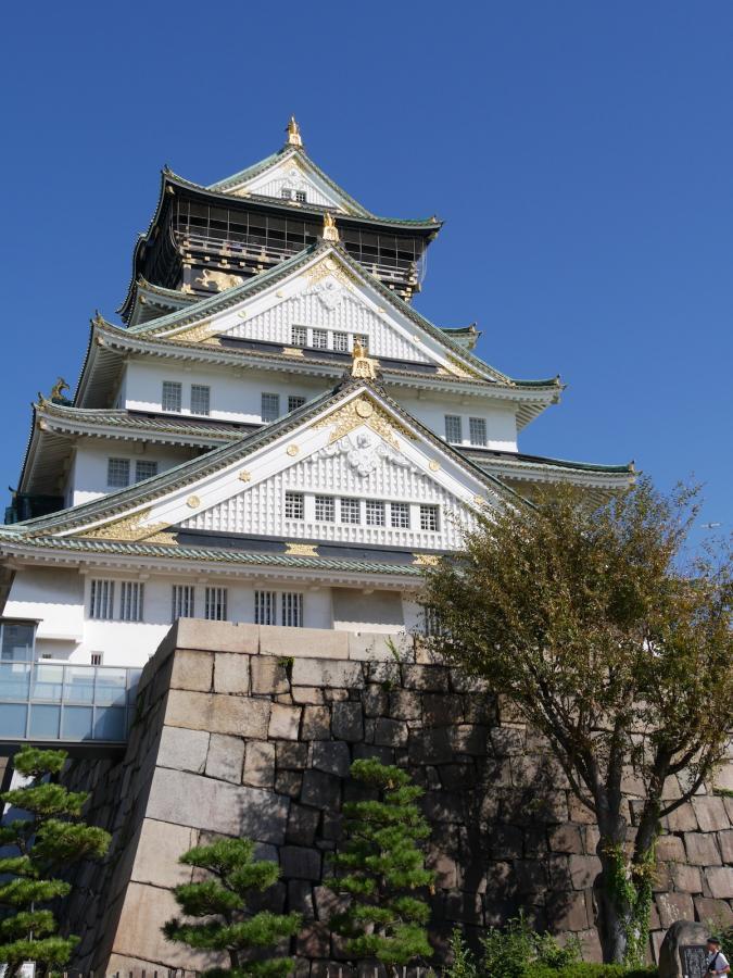 Japan-Austausch 2018: Burg