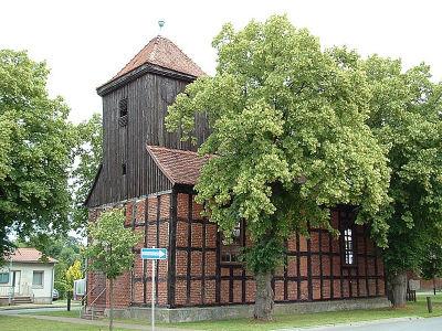 Dorfkirche Wolsier