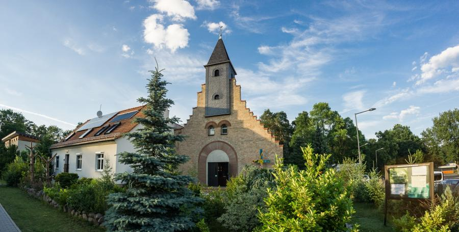 Wandlitz St. Konrad Kirche