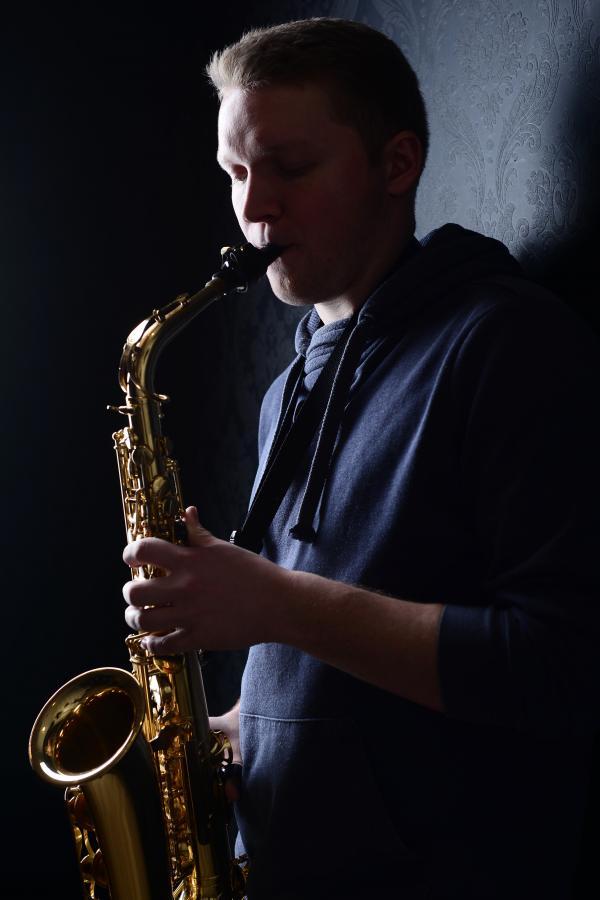 David Hollinderbäumer - Musikalischer Leiter des Jugendorchesters