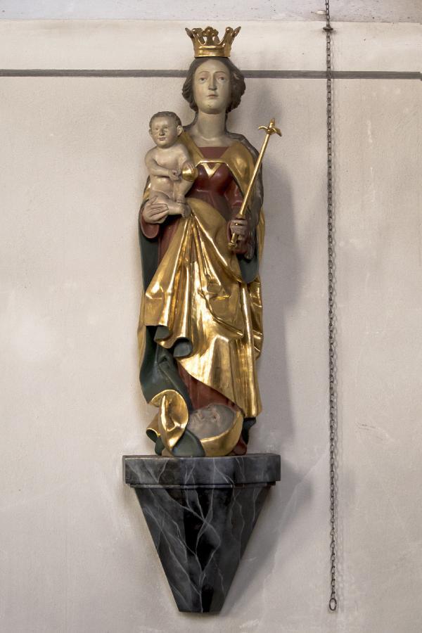 Heilige Maria mit Jesuskind