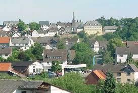 Ansicht auf Battenberg Alt-Stadt
