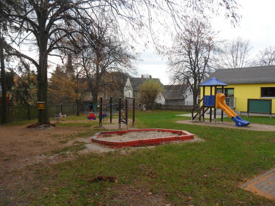 Spielplatz KiTa Grünlichtenberg