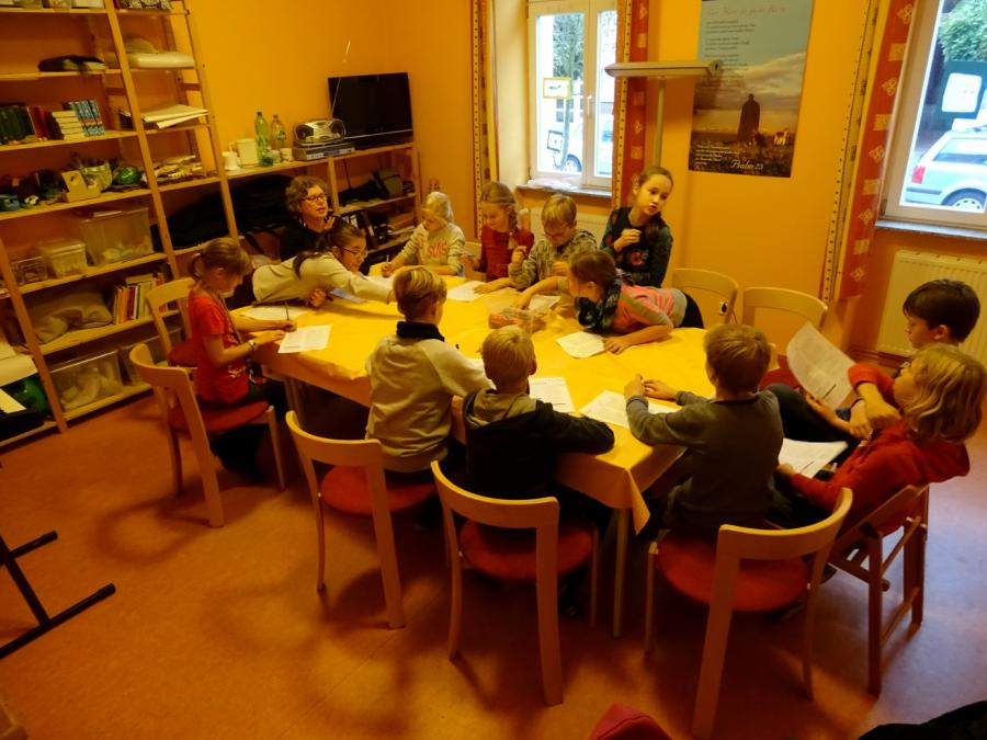 Christenlehregruppe 4.-6. Klasse