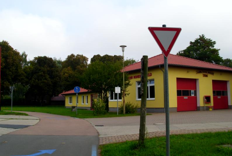 Feuerwehr Hohenseefeld