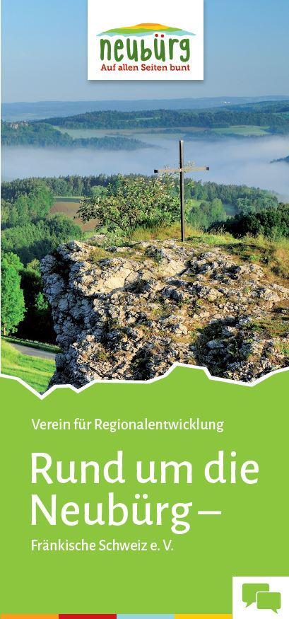 Image-Flyer Verein für Regionalentwicklung