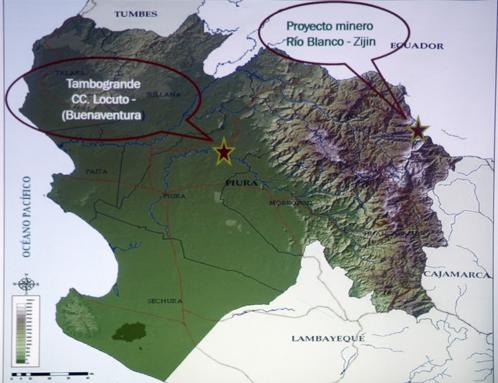 Minennetzwerk Peru