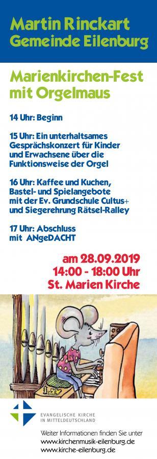 Flyer Kirche
