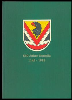 Festschrift 850 Jahre Dormitz