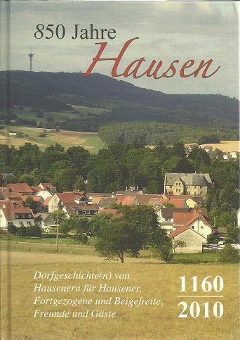 850 Jahre Hausen
