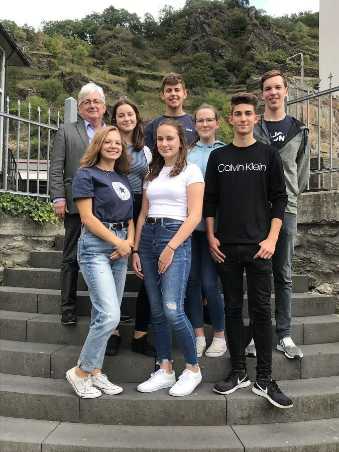 Schülervertretung 2019/2020 + Guckenbiehl