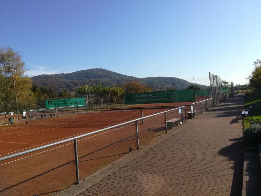 Tennisanlage 1