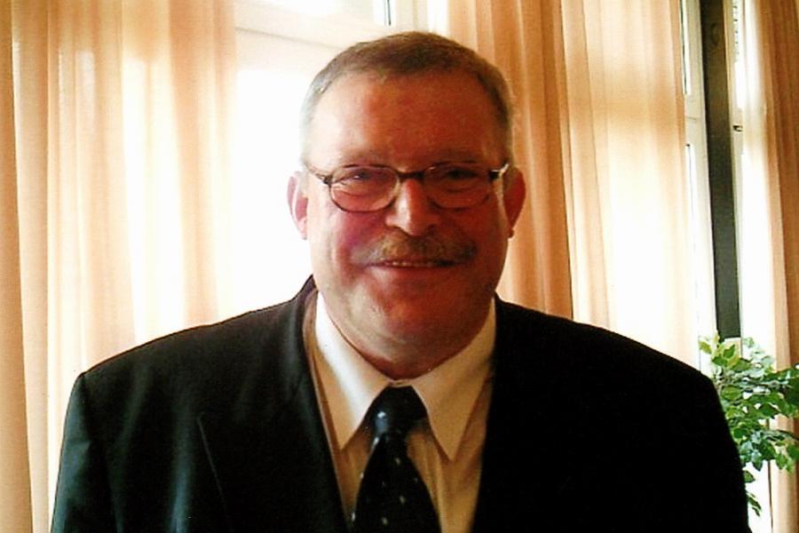 Bürgermeister Klaus Dietrich