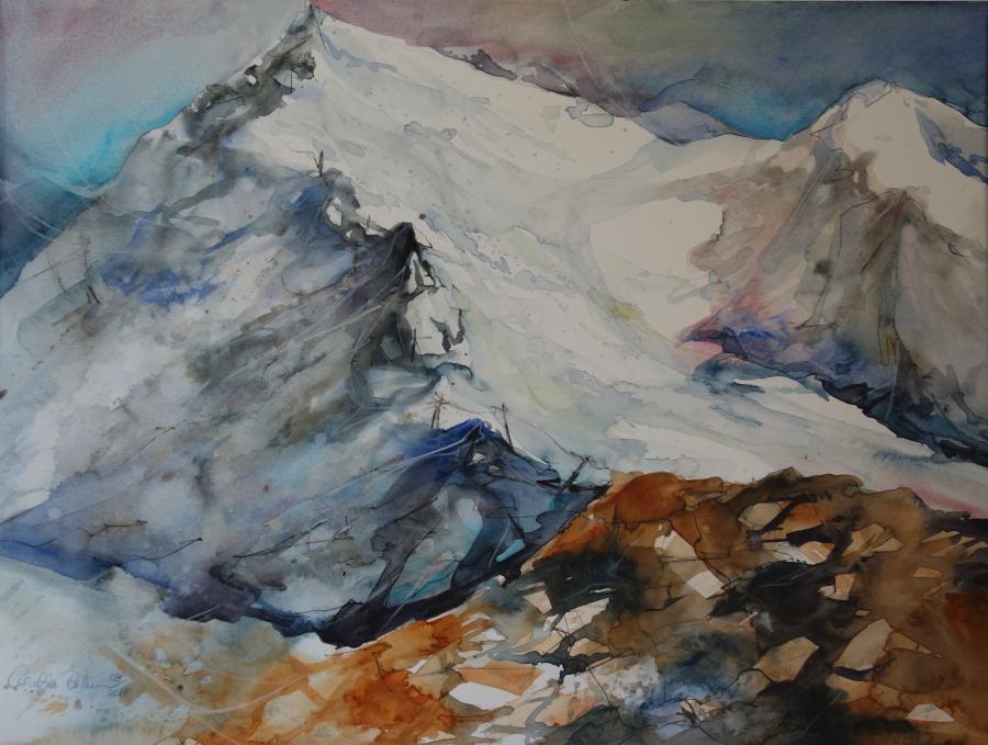Am Pitztaler Gletscher II
